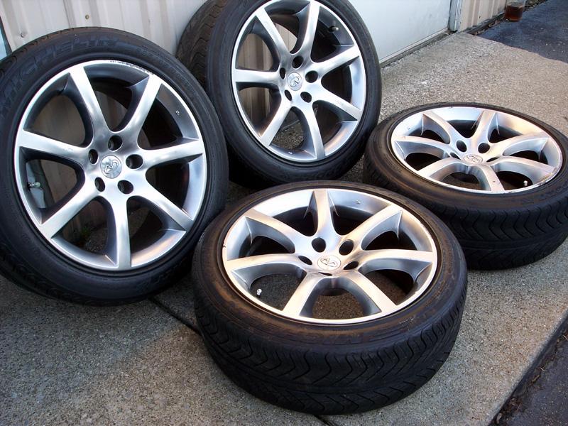 FS G60 60x60 Rims With Tires 60x6060 Bolt Pattern IndyCarz Forum Adorable G35 Bolt Pattern