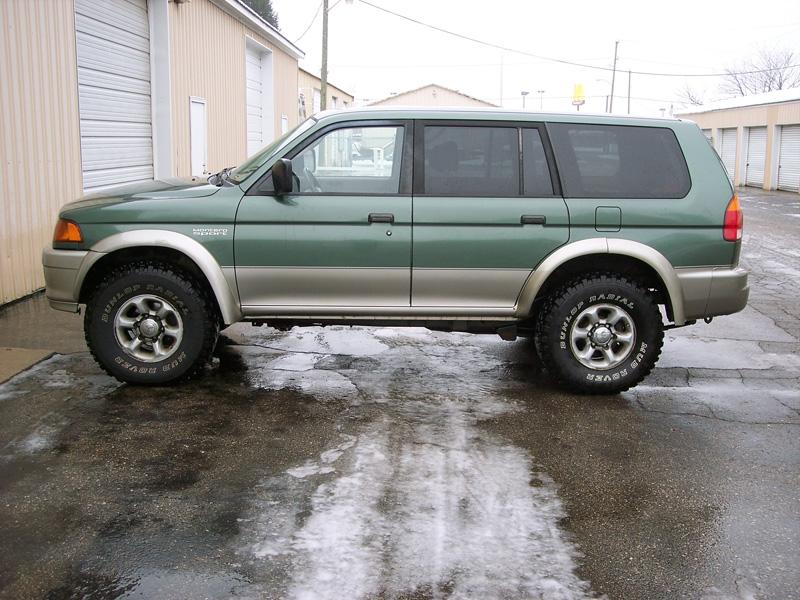 My 97 Montero Sport Sas Pirate4x4 Com 4x4 And Off Road