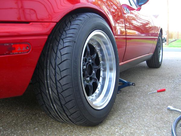 New 225/50/15 Sumitomo Tires - $230 - Miata Turbo Forum - Boost cars